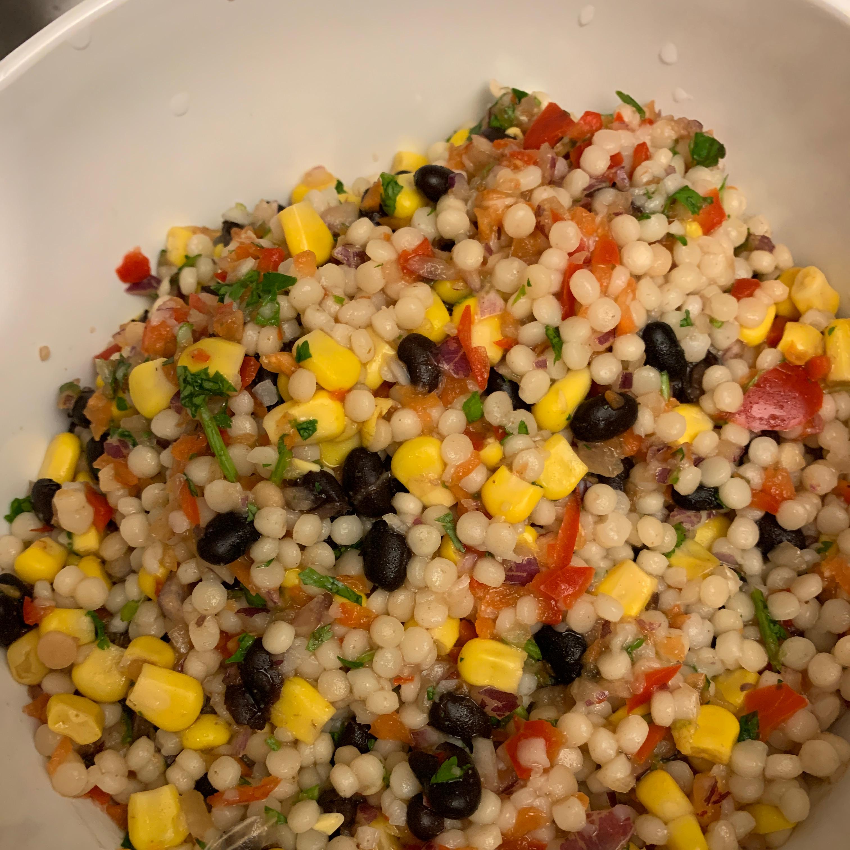 Warm Quinoa Salad Sheree Senti