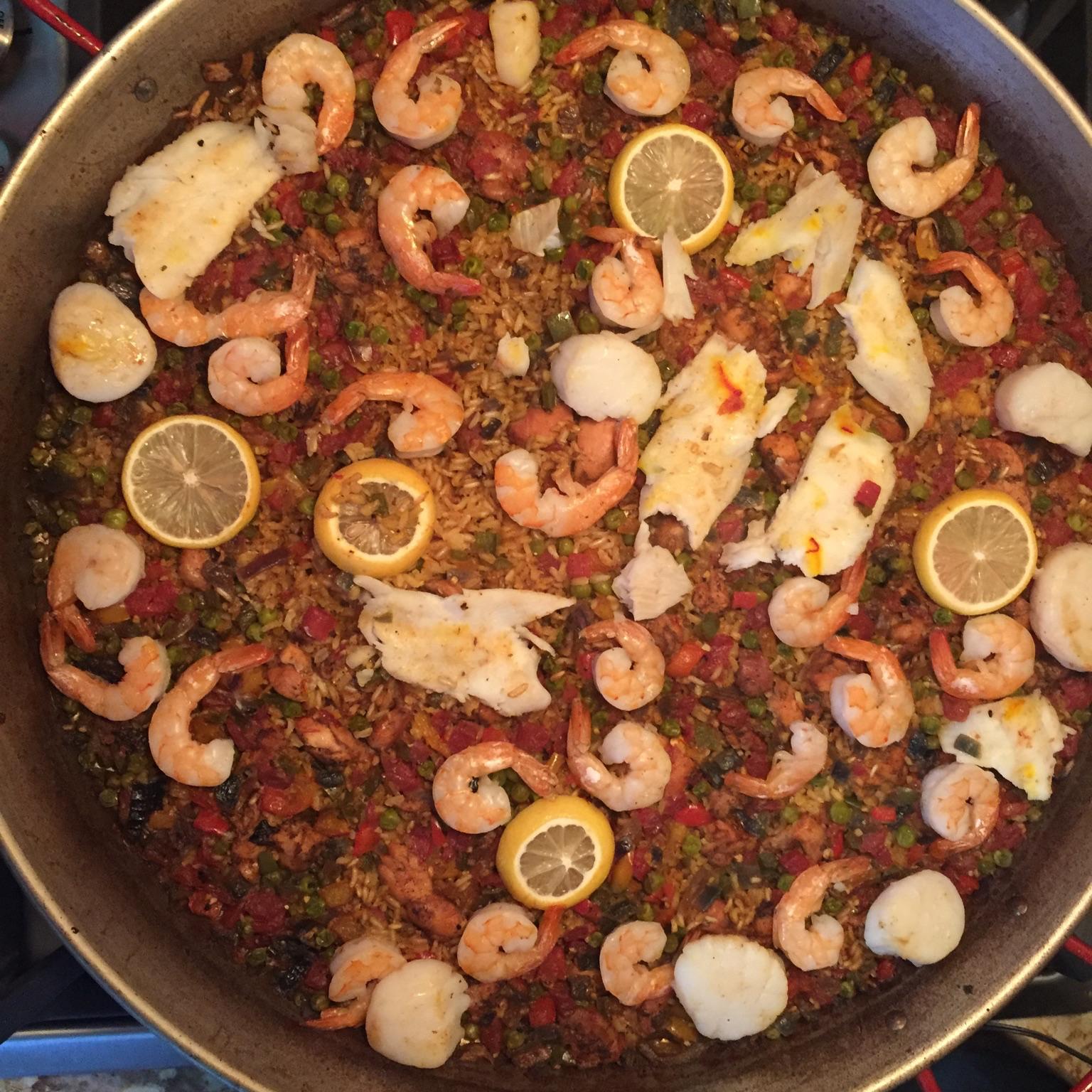 Maria's Paella chris