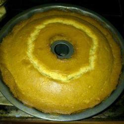 Basic Pound Cake Sweet Lady