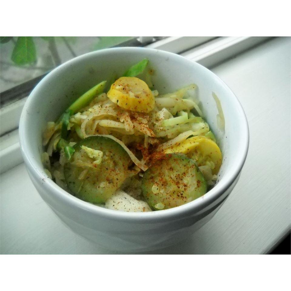 Yellow Squash and Zucchini Delight Linda T