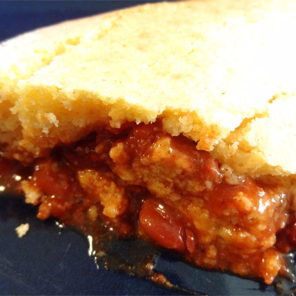 Speedy Chili Pot Pie mkstevens09