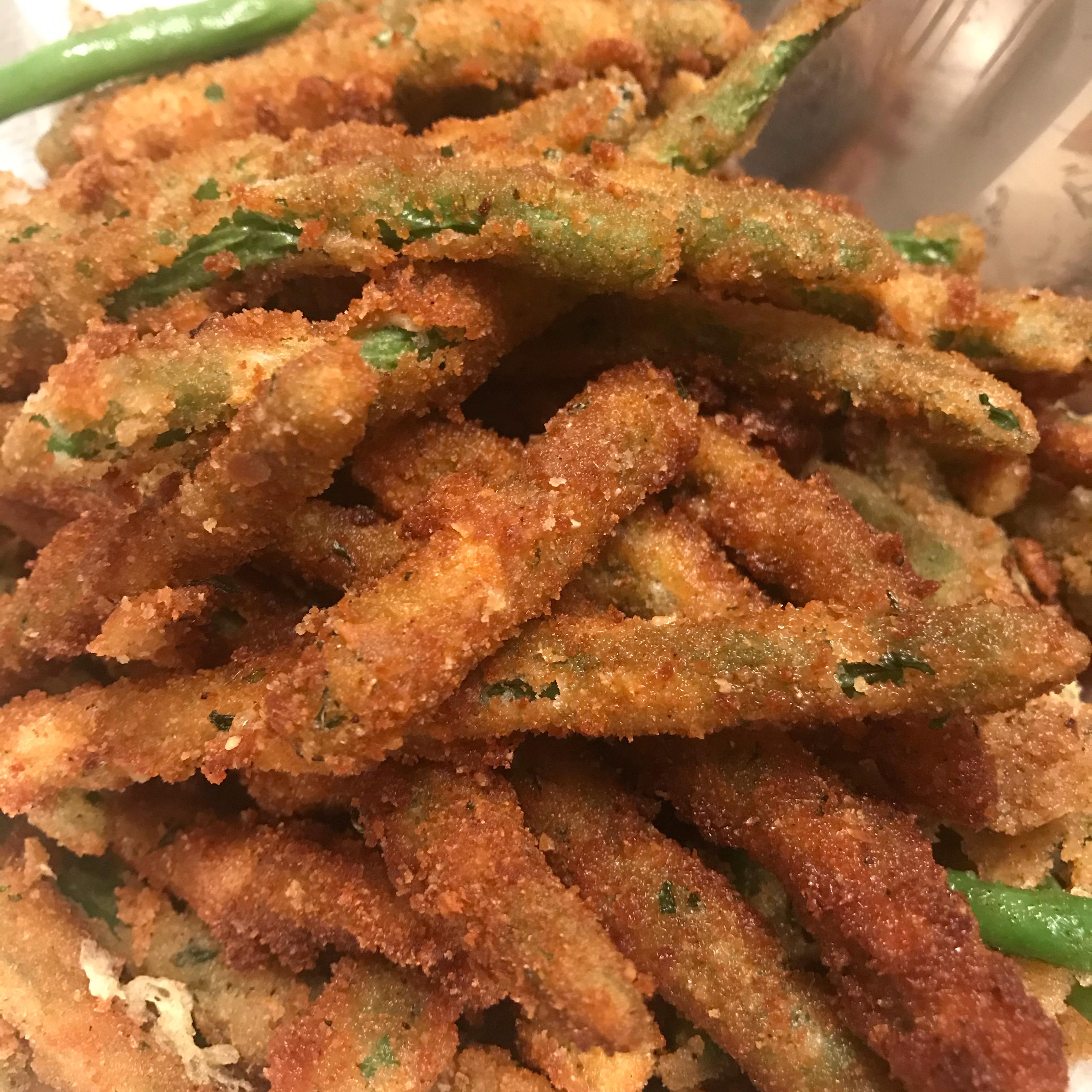 Deep Fried Green Beans acortese93