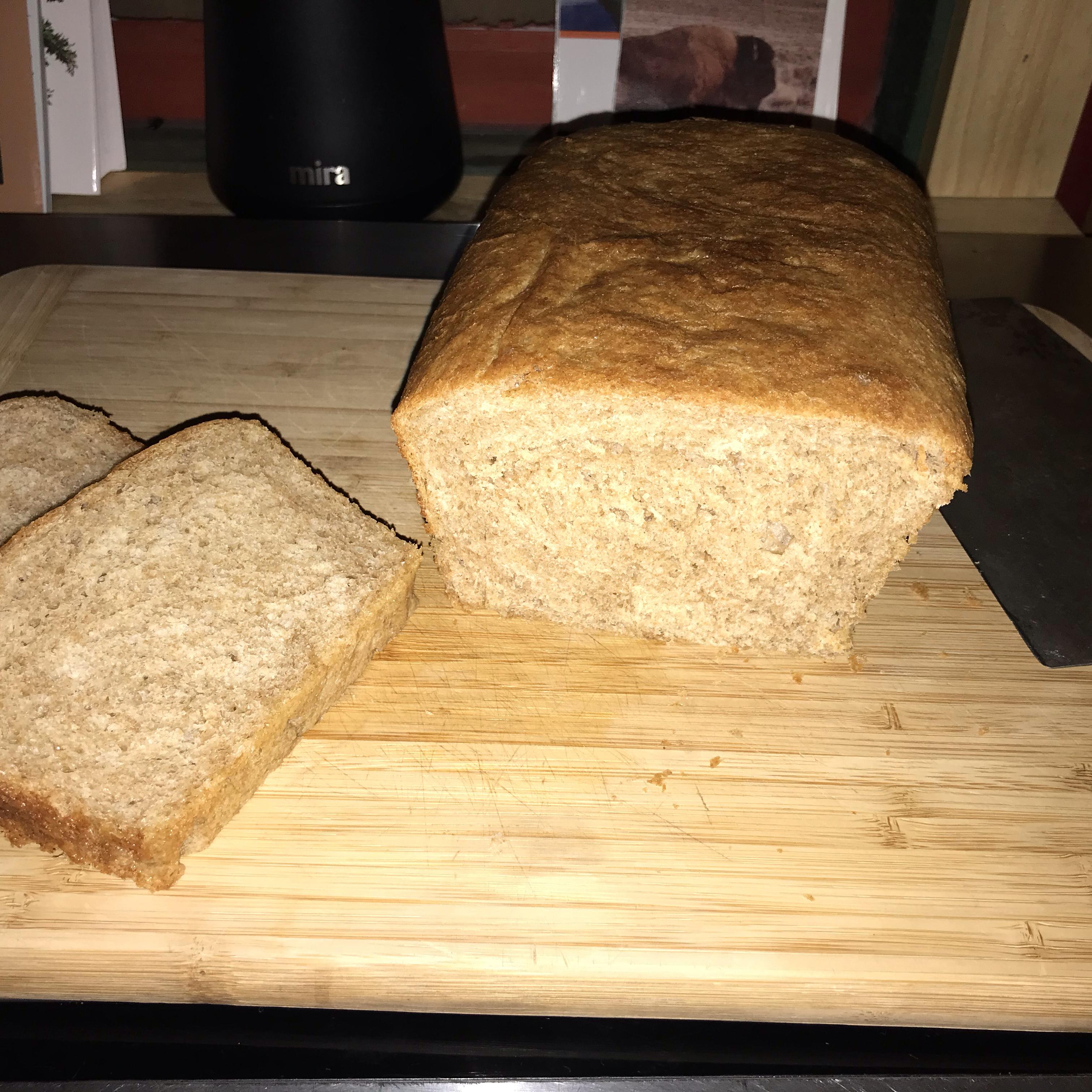 Whole Wheat Bread II Rock