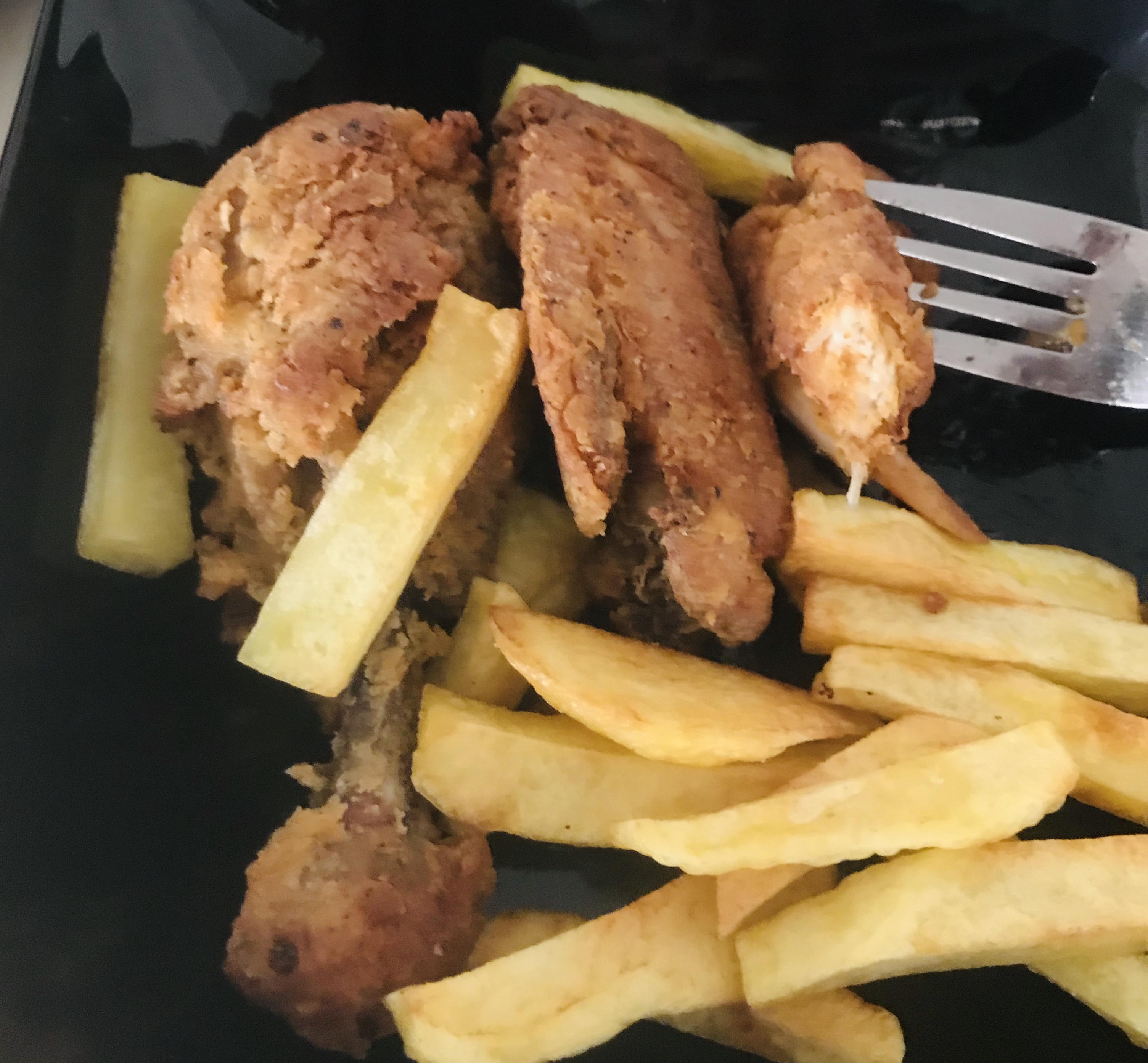 Southern Spicy Fried Chicken