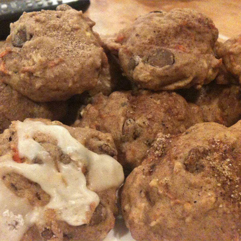 Carrot Cake Cookies ream