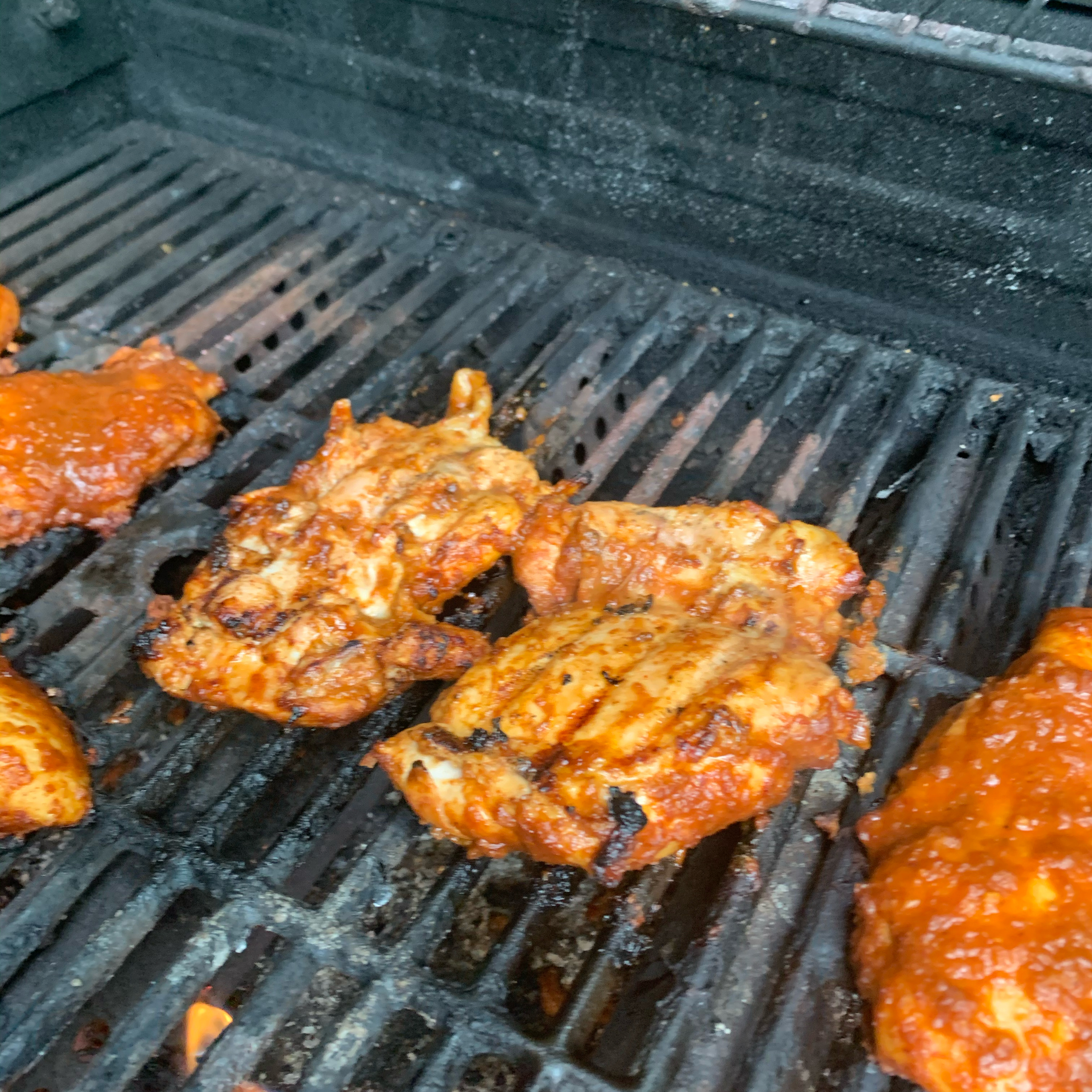 Grilled Chipotle Marinated Chicken
