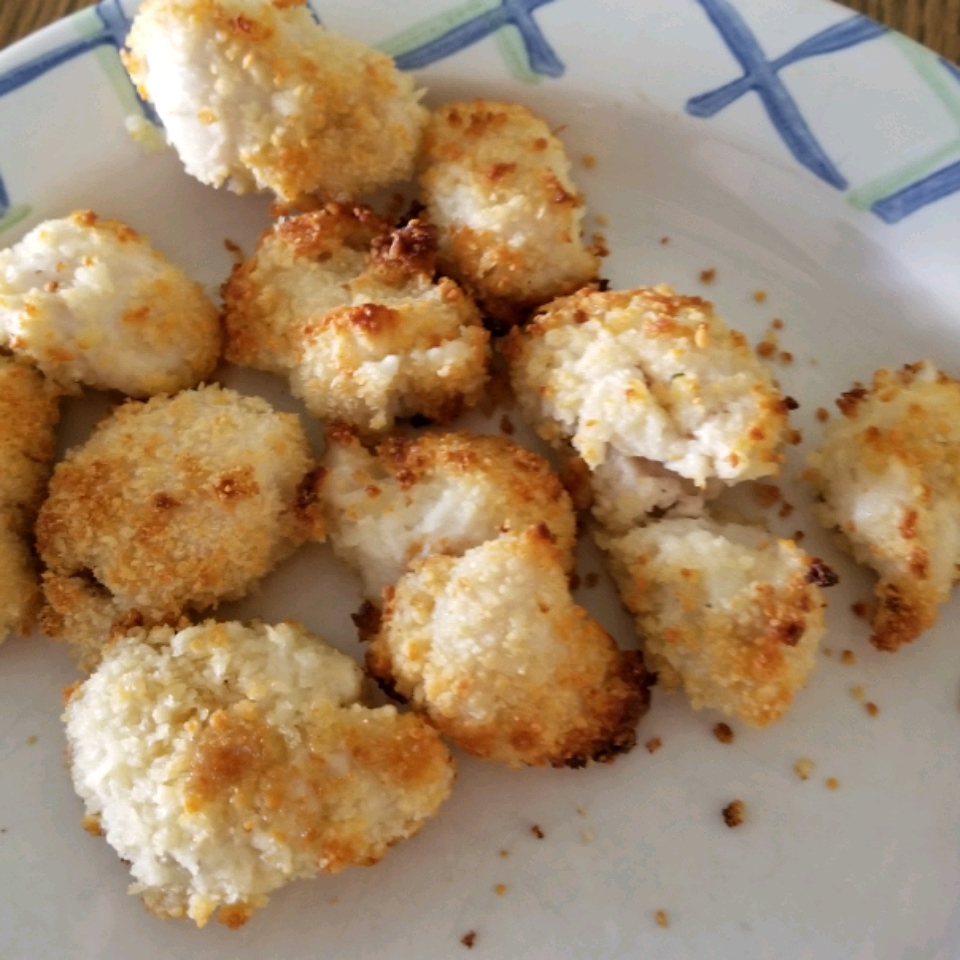 Best and Easiest Chicken Nuggets