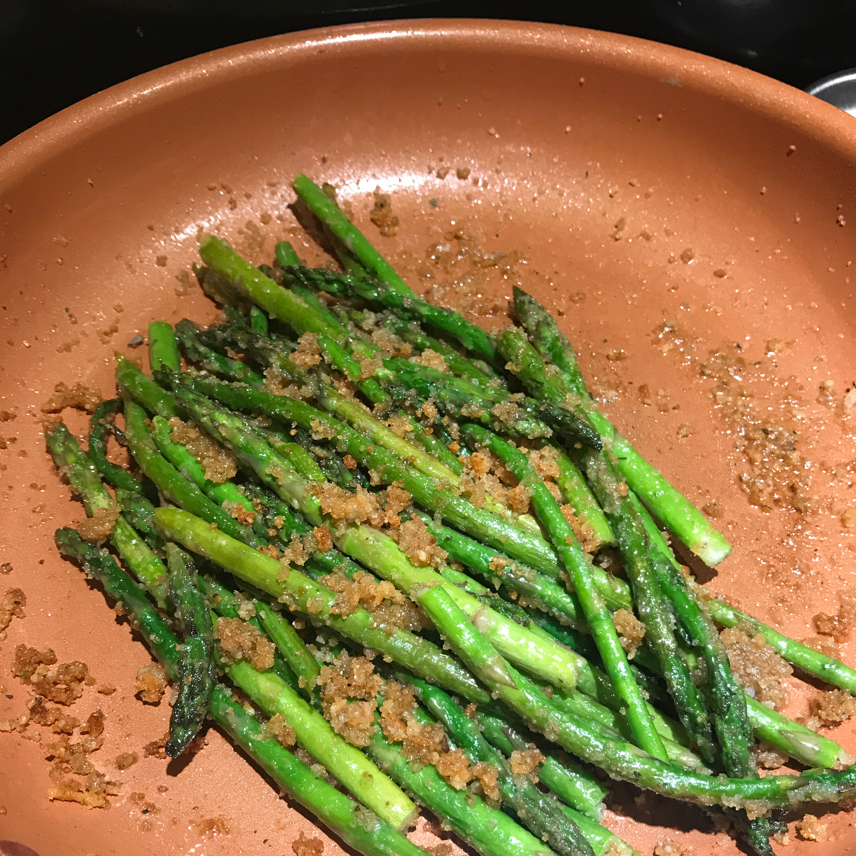 Seasoned Asparagus Rhonda