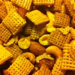Indian Spiced Chex® Mix Brookside Bistro