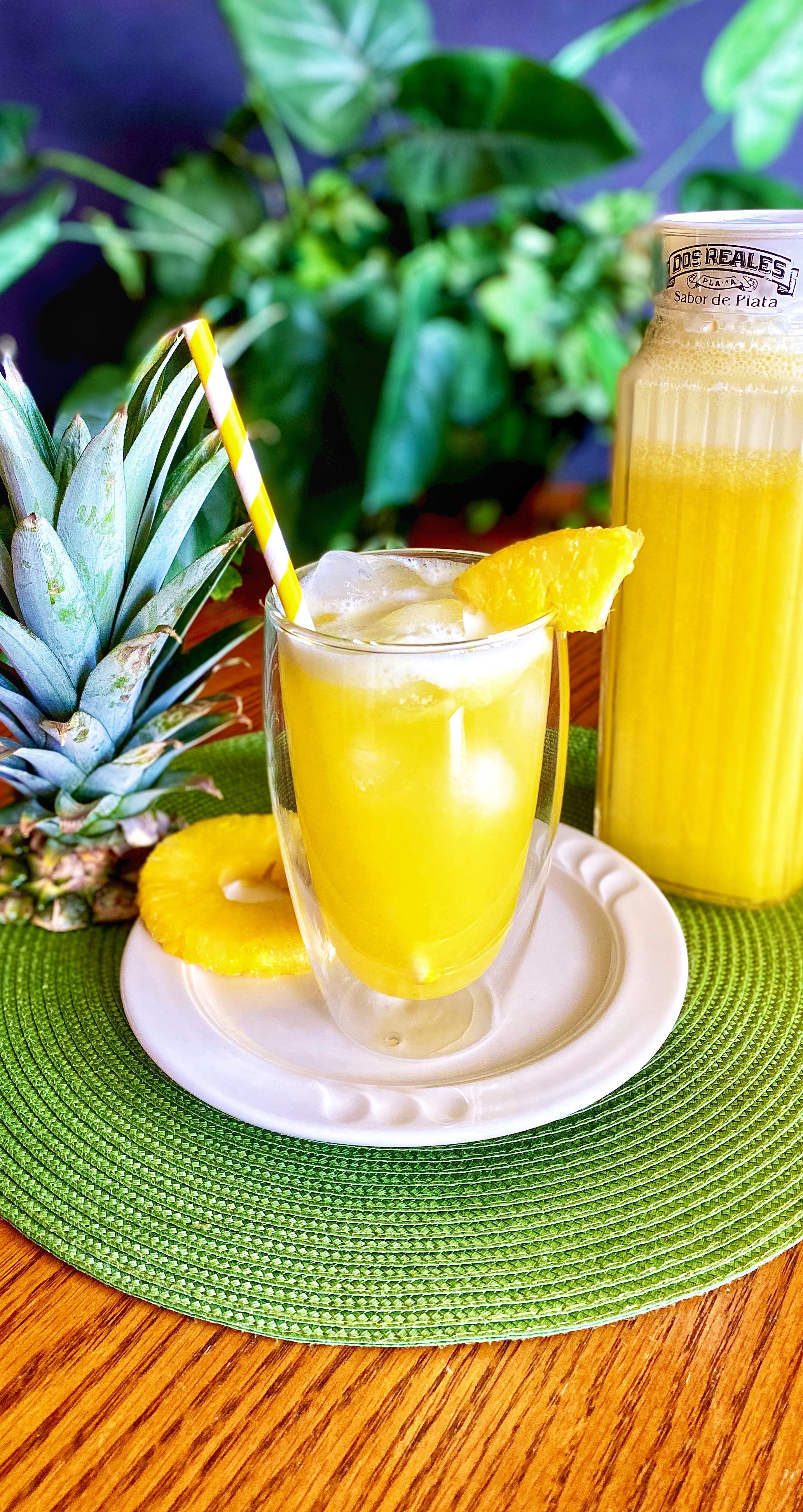 Pineapple Lemonade