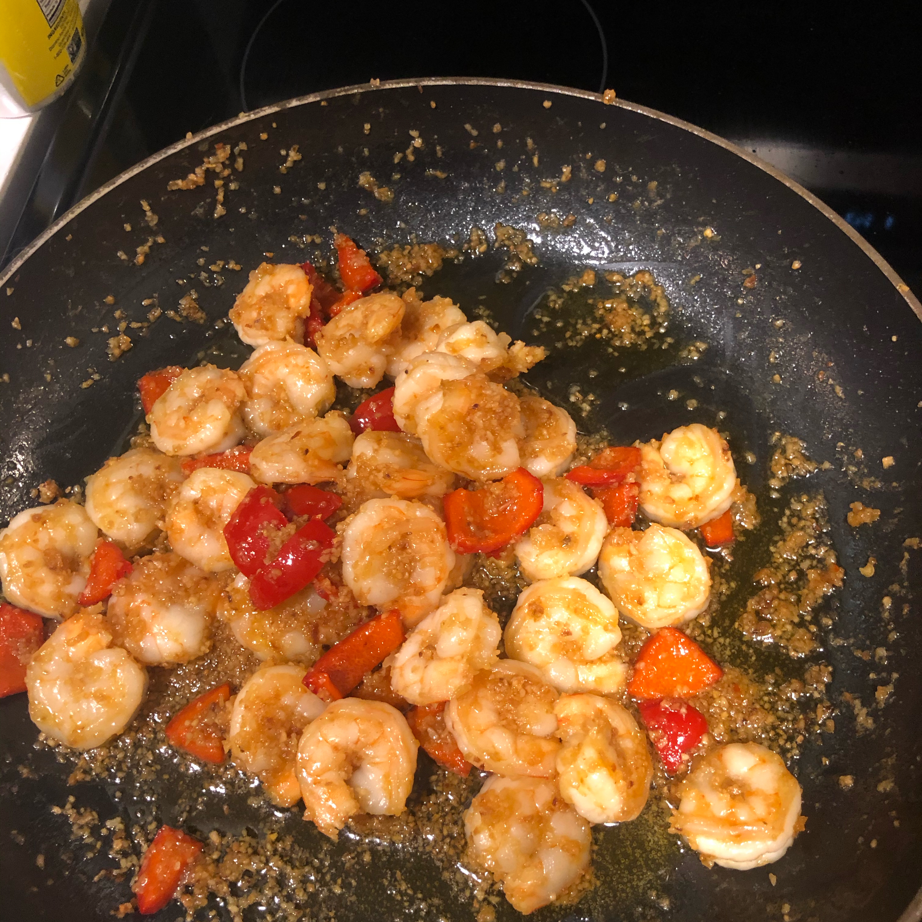 Spanish Pan-Fried Shrimp with Garlic ssully09