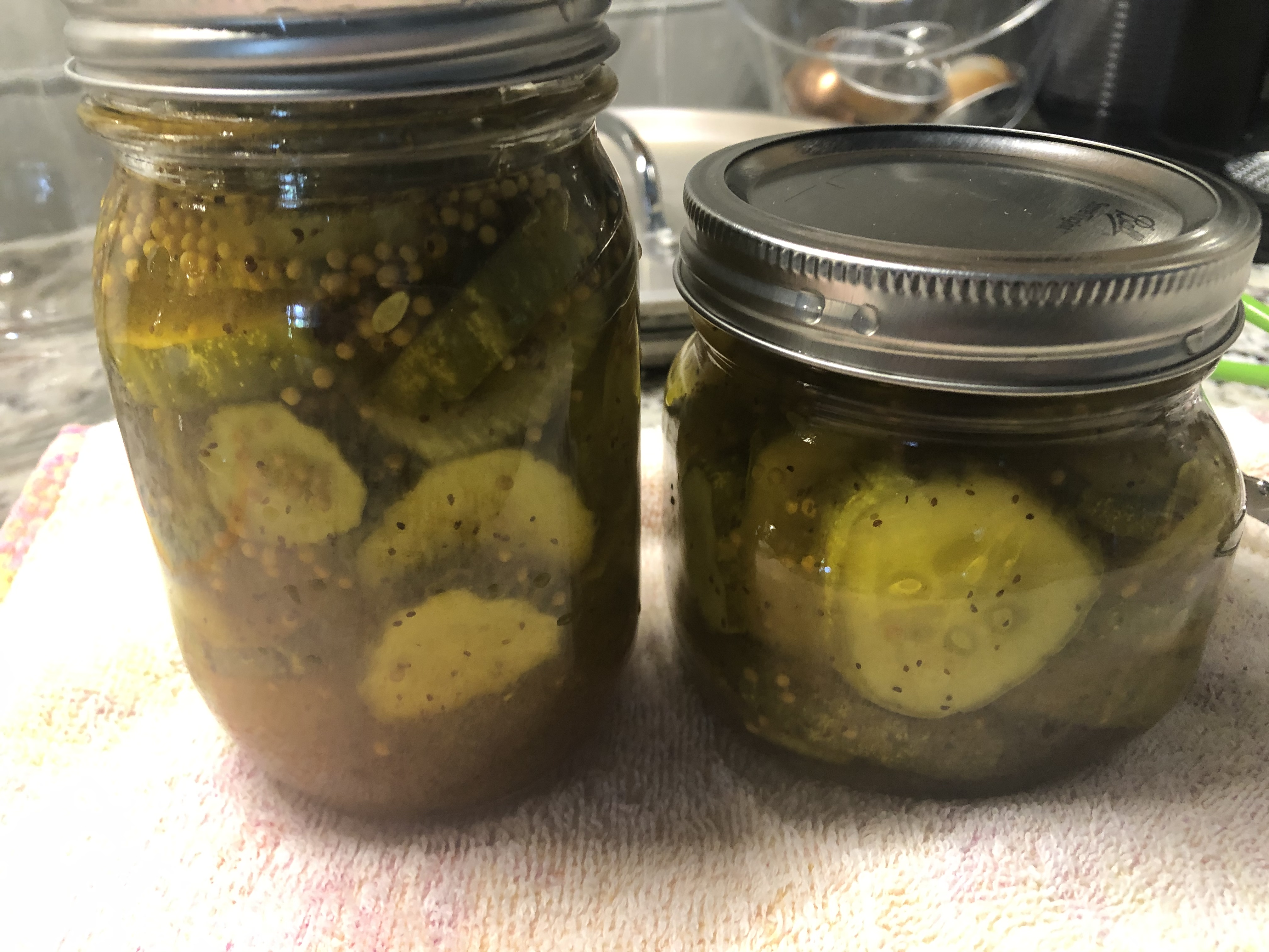 Classic Crisp Bread and Butter Pickles