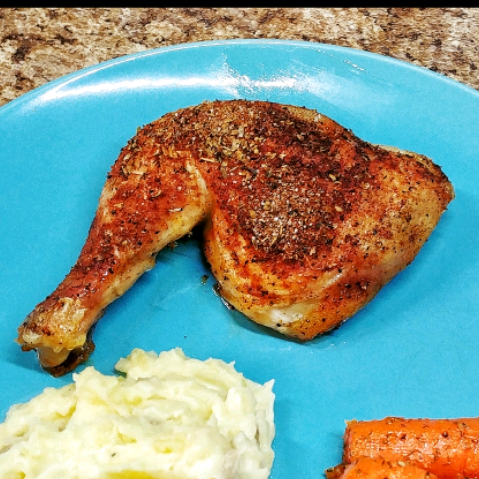 Sicilian Roasted Chicken