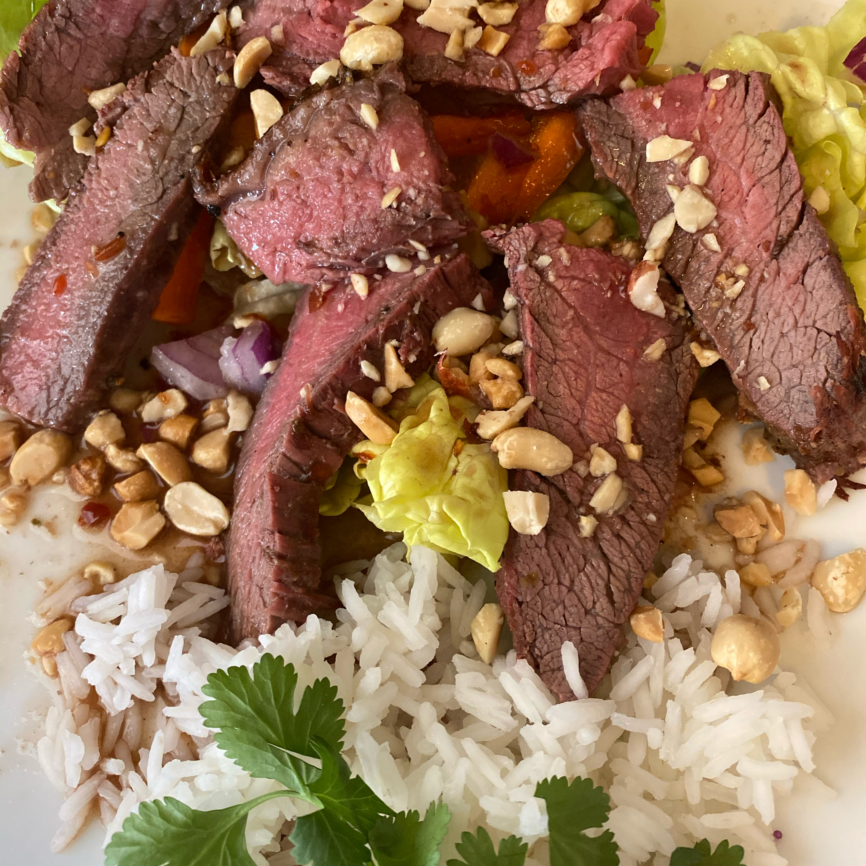 Chef John's Grilled Flap Steak lovetobake/cook