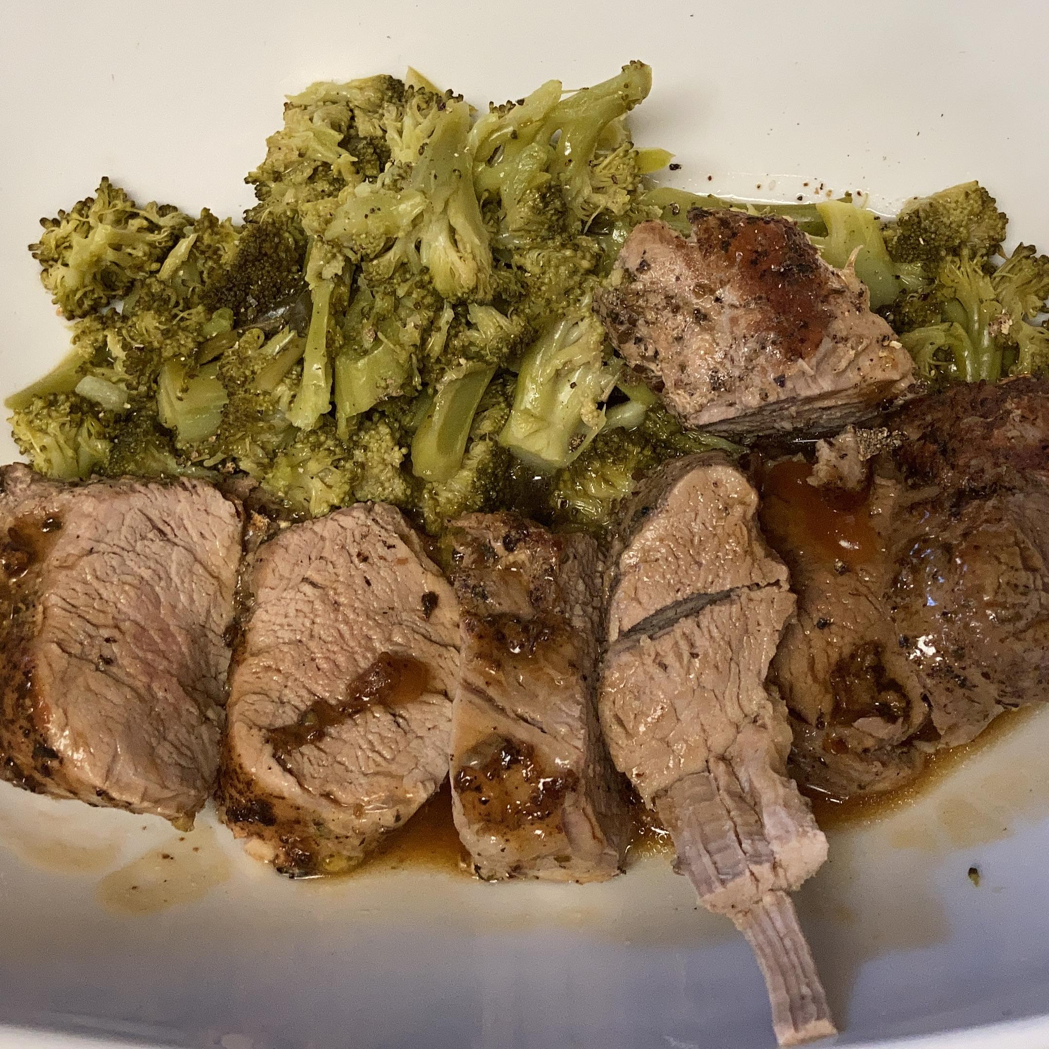 Instant Pot® Pork Tenderloin Earthdog