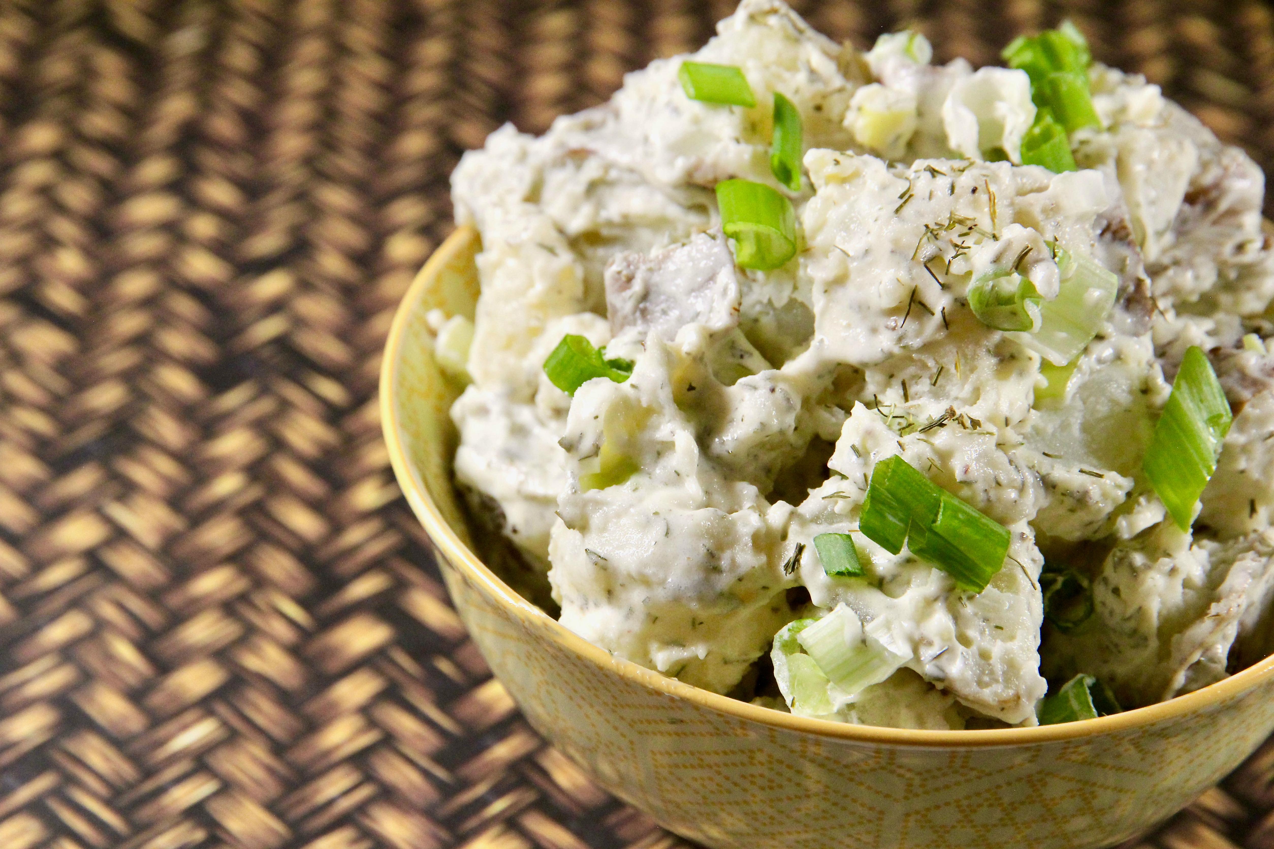 Mom's Dill Potato Salad