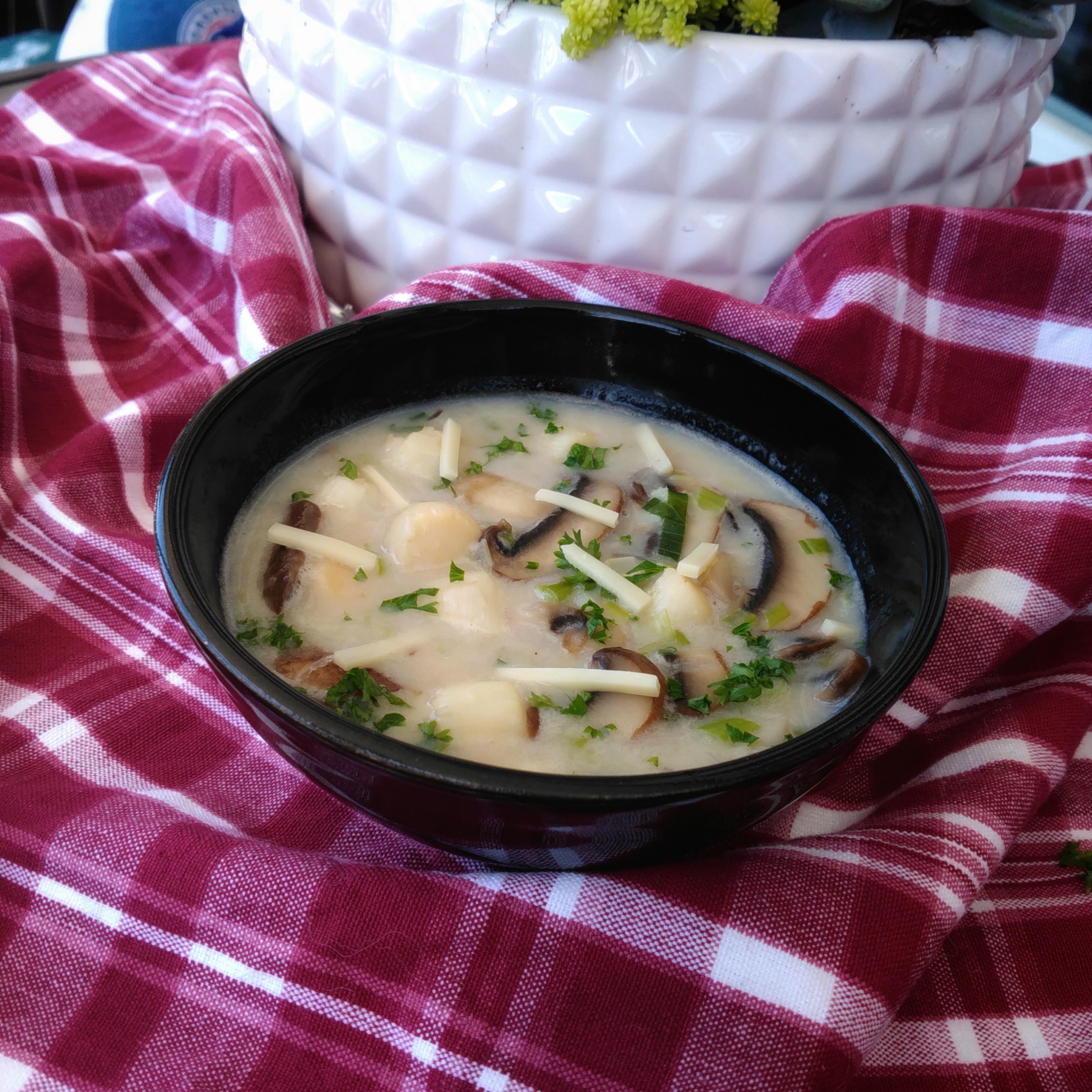south carolina she crab soup recipe
