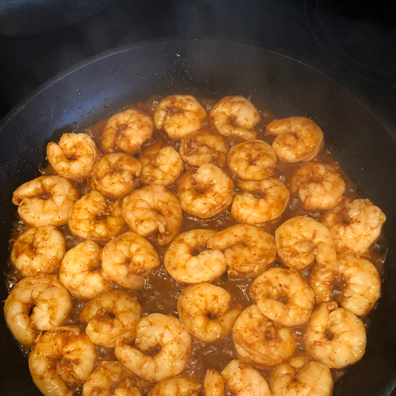 Chef John's Indoor BBQ Shrimp Janice