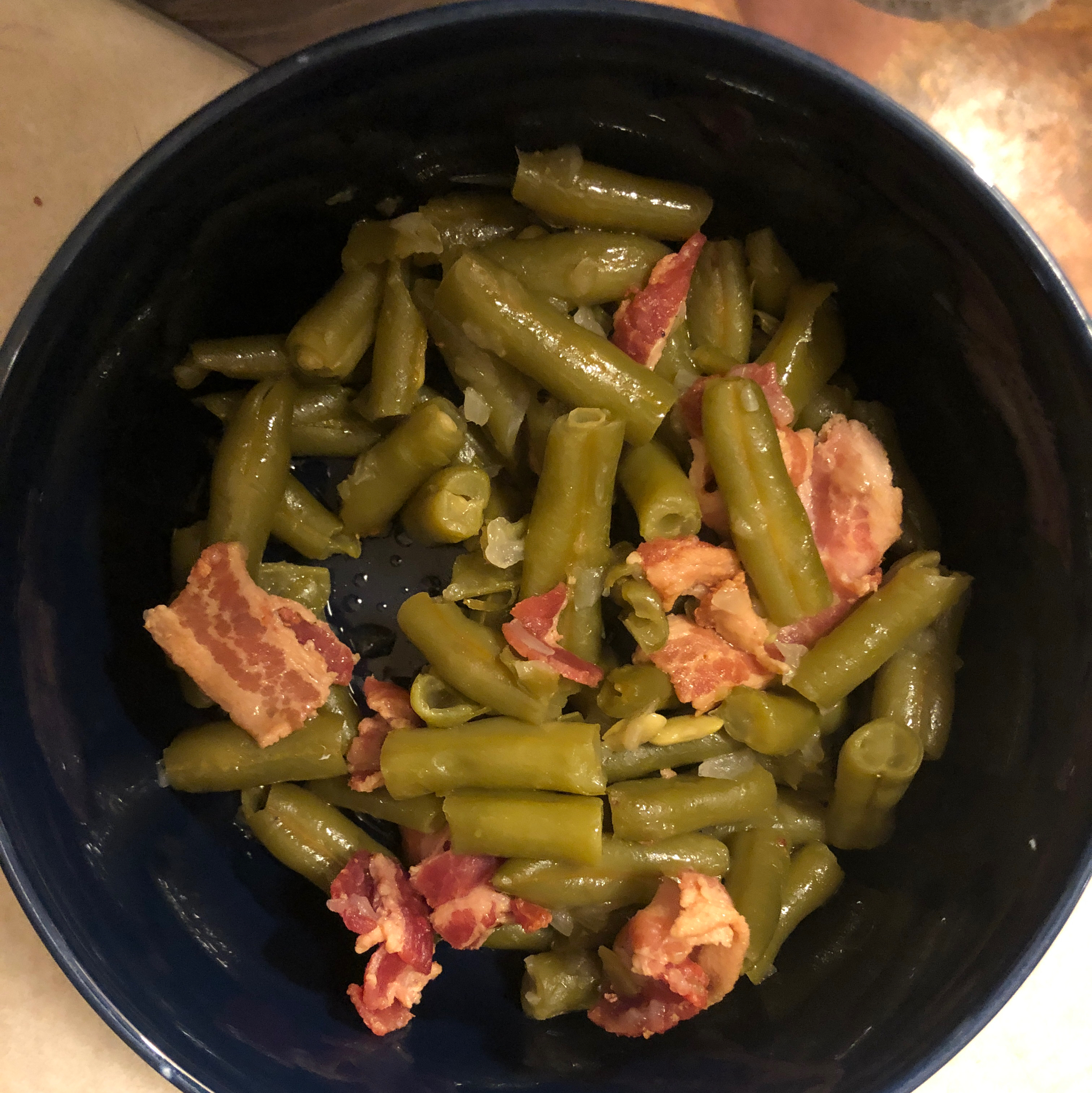 Instant Pot® Southern-Style Green Beans from a Can Greg Stewart