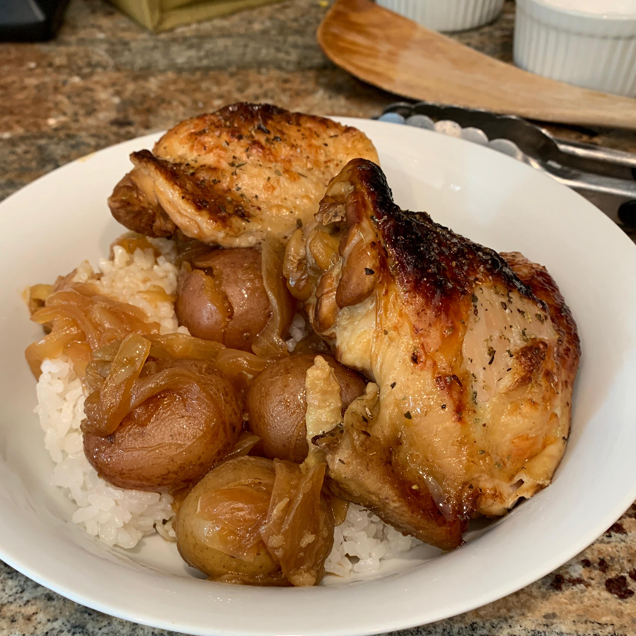 Instant Pot® Filipino Chicken Adobo buddog3033