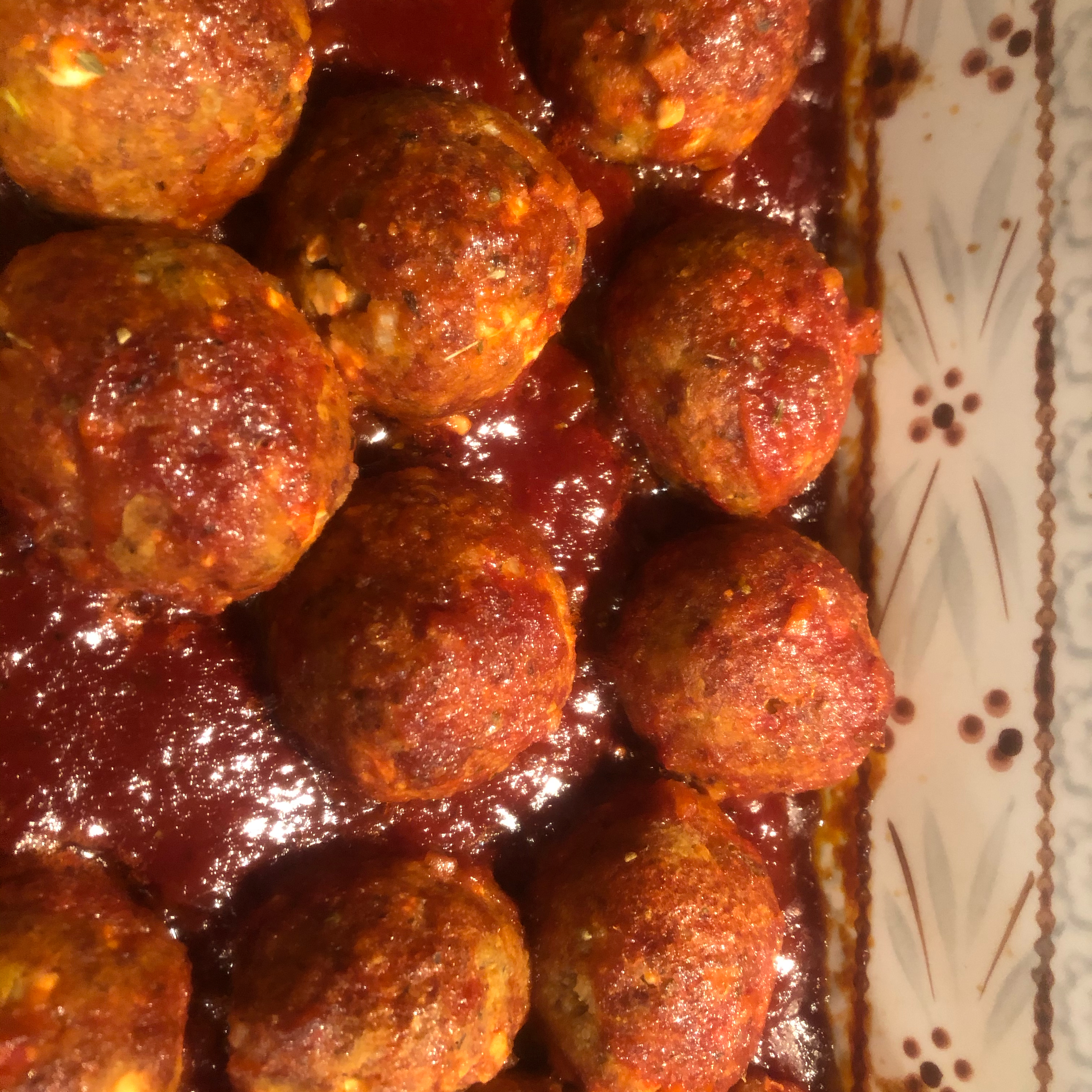 Sweet and Sour Faux Meat Balls mykidsmom247