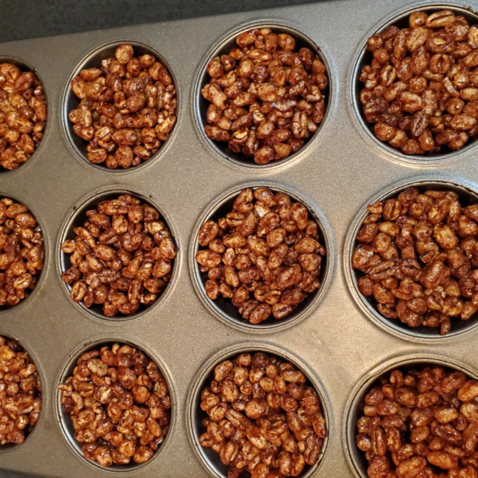 Easy Puffed Wheat Cake Jackie Dufault