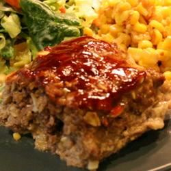 Smokey Chipotle Meatloaf FNChef