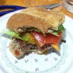 The Juiciest Hamburgers Ever eringirl