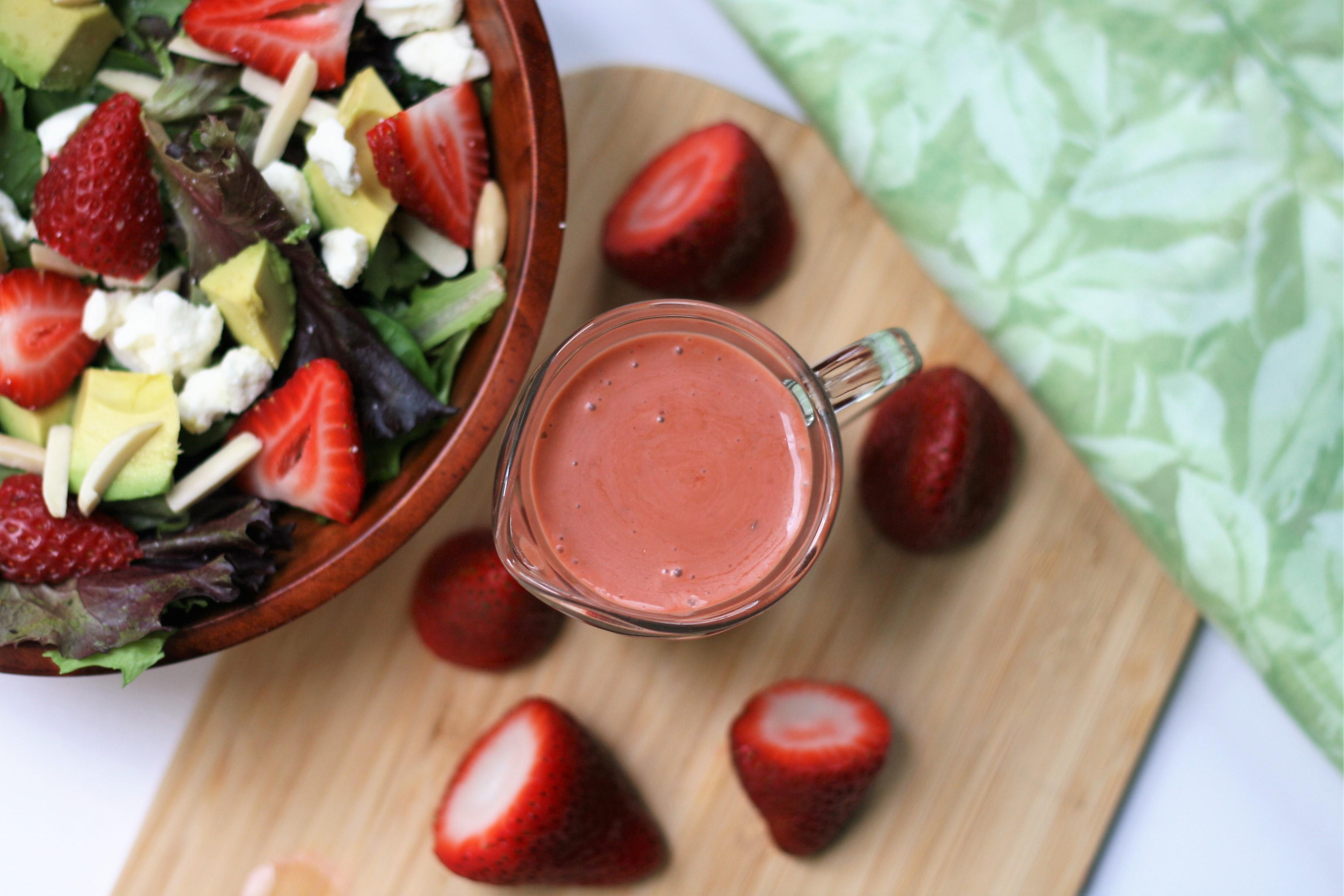 Strawberry Vinaigrette France C