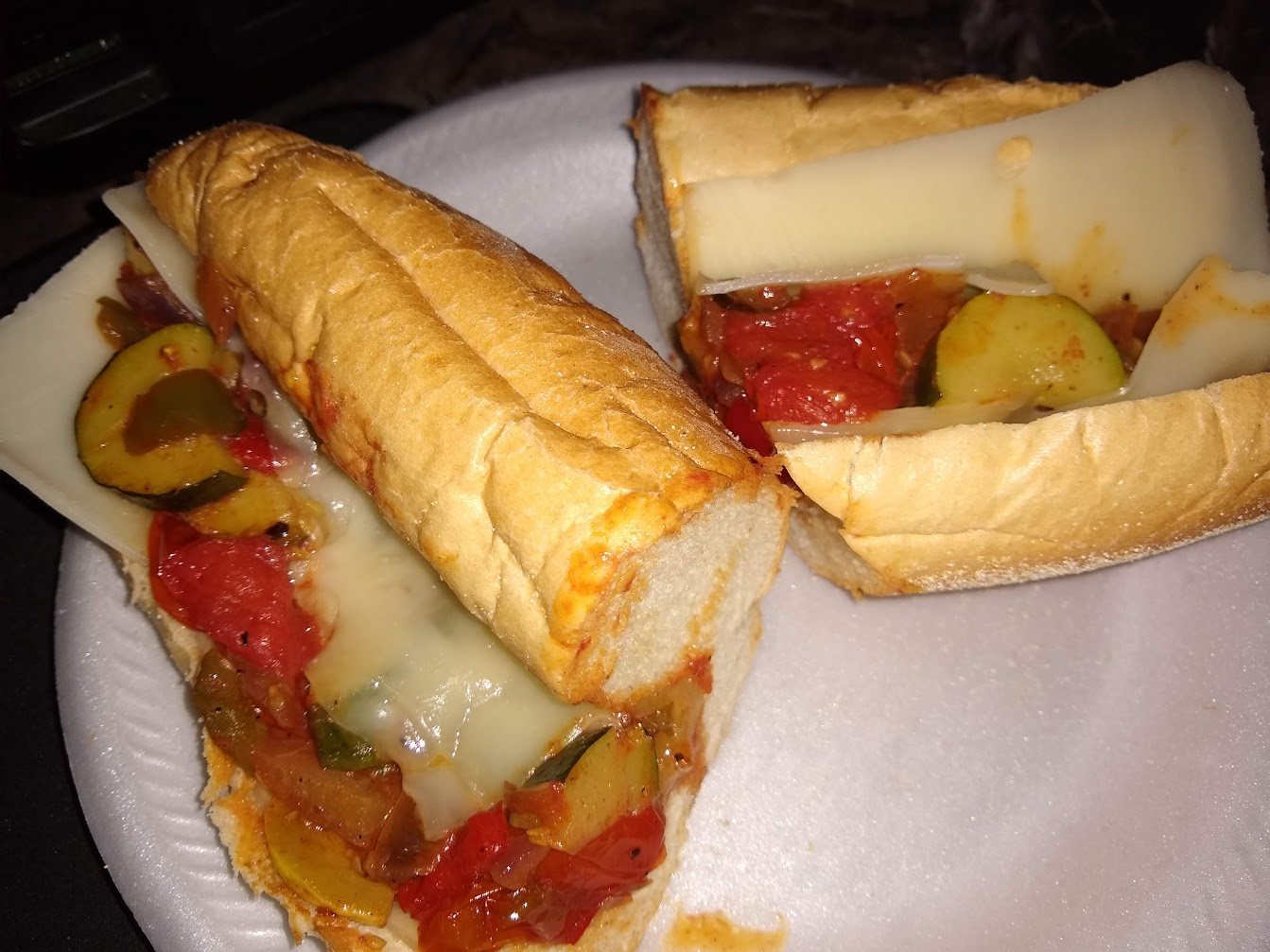 Tomato Squash Dish Riley Knights