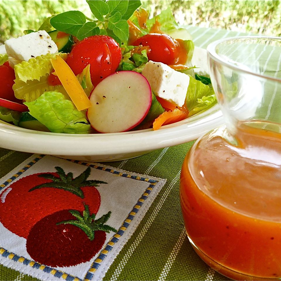 Frenchie's Salad Dressing
