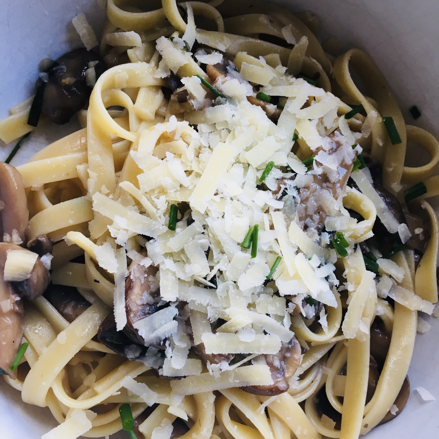 Chef John's Creamy Mushroom Pasta