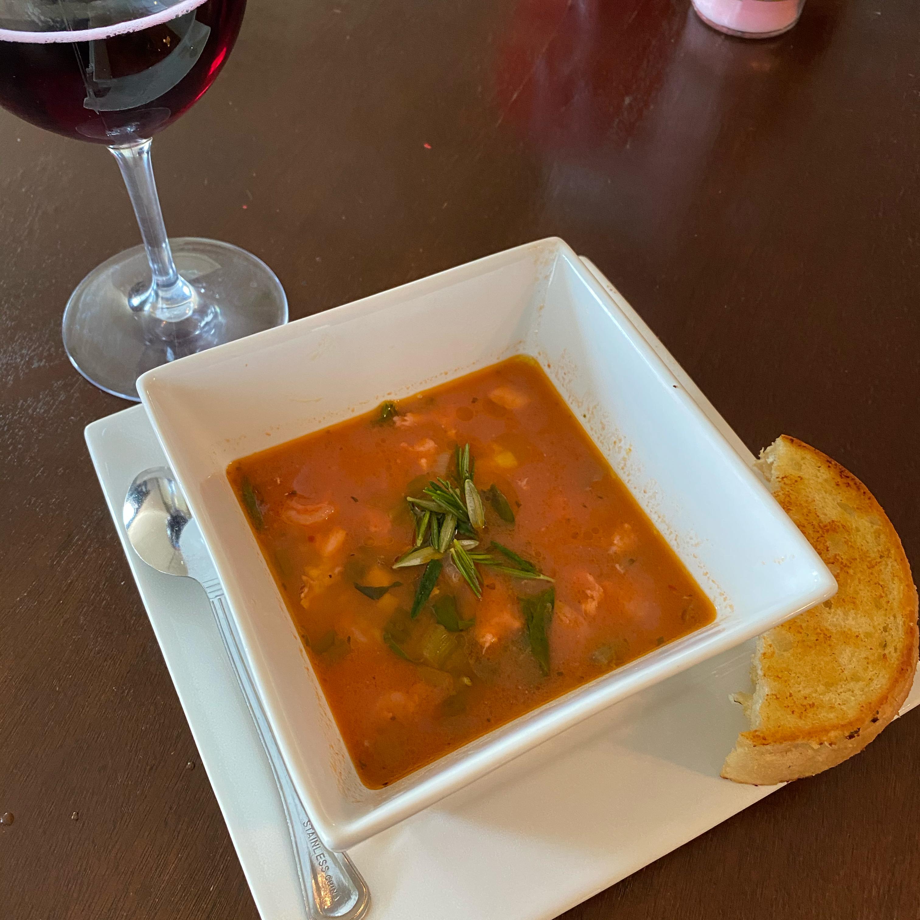 Tuscan Fish Stew