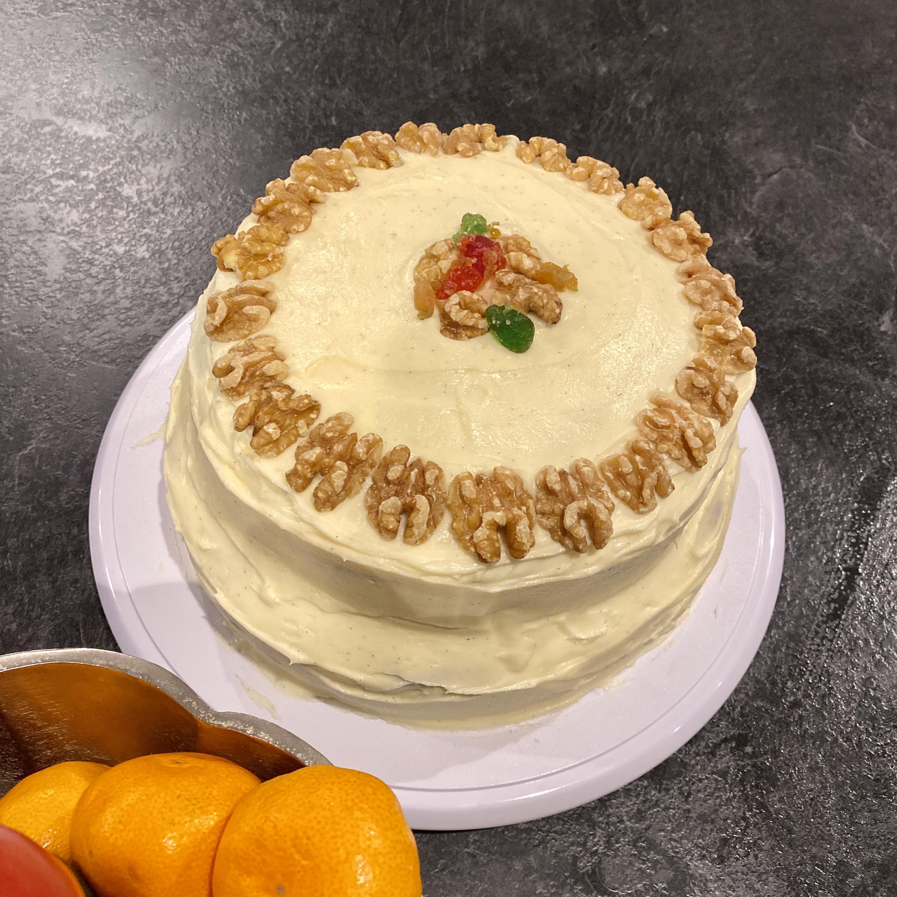 Hummingbird Cake Cara Corpieri