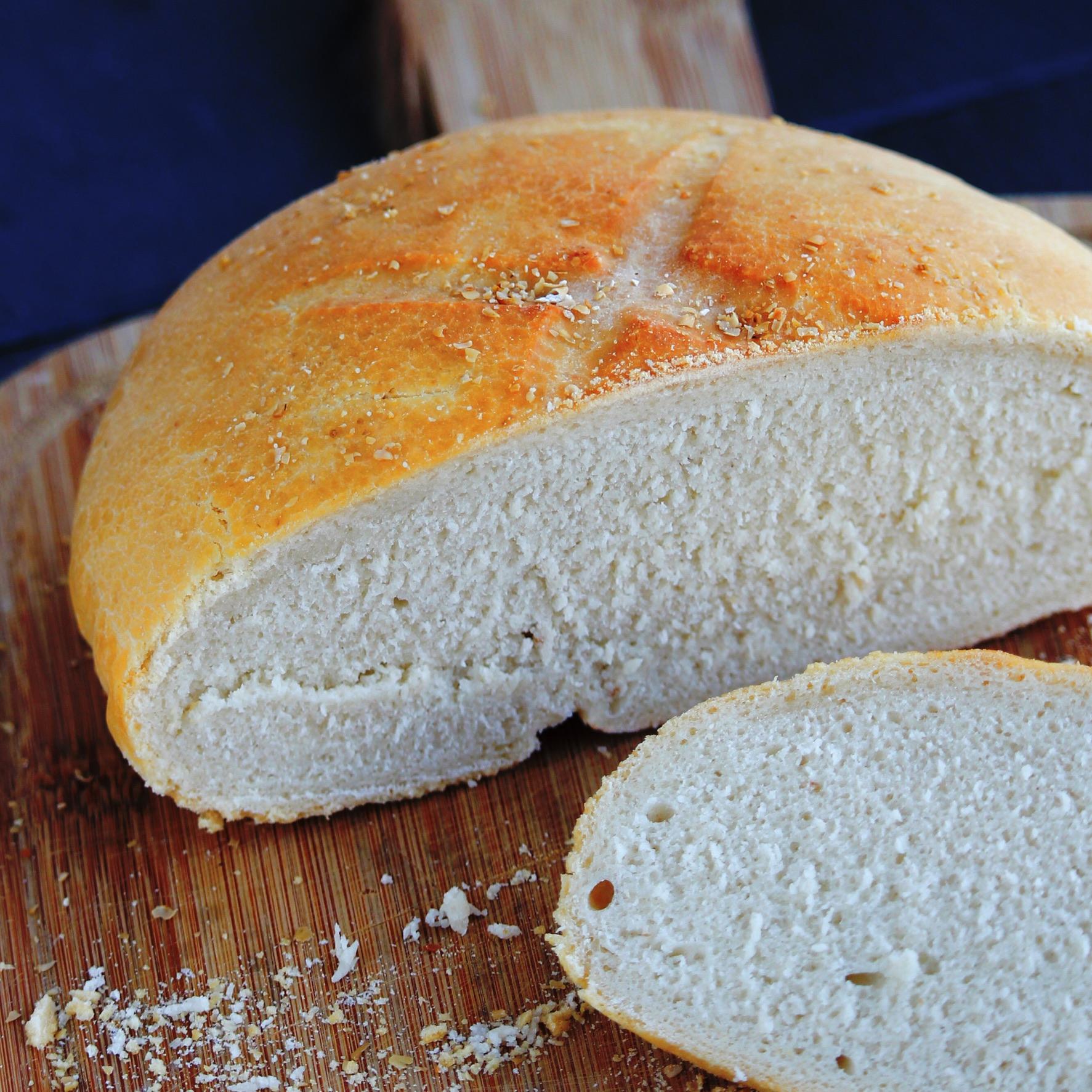 Air Fryer Sourdough Bread