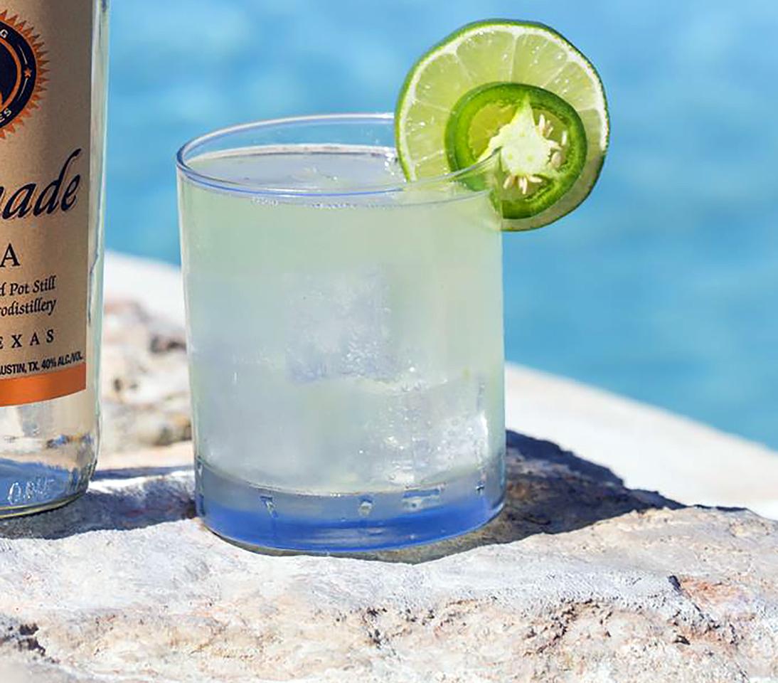 Tito's Summer Heat Tito's Handmade Vodka