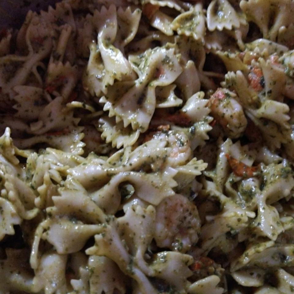 Creamy Avocado Pesto - Delish! Melinda Casalino
