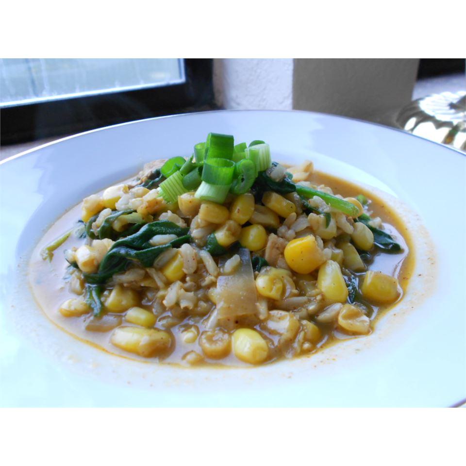 Fiesta Chicken Soup