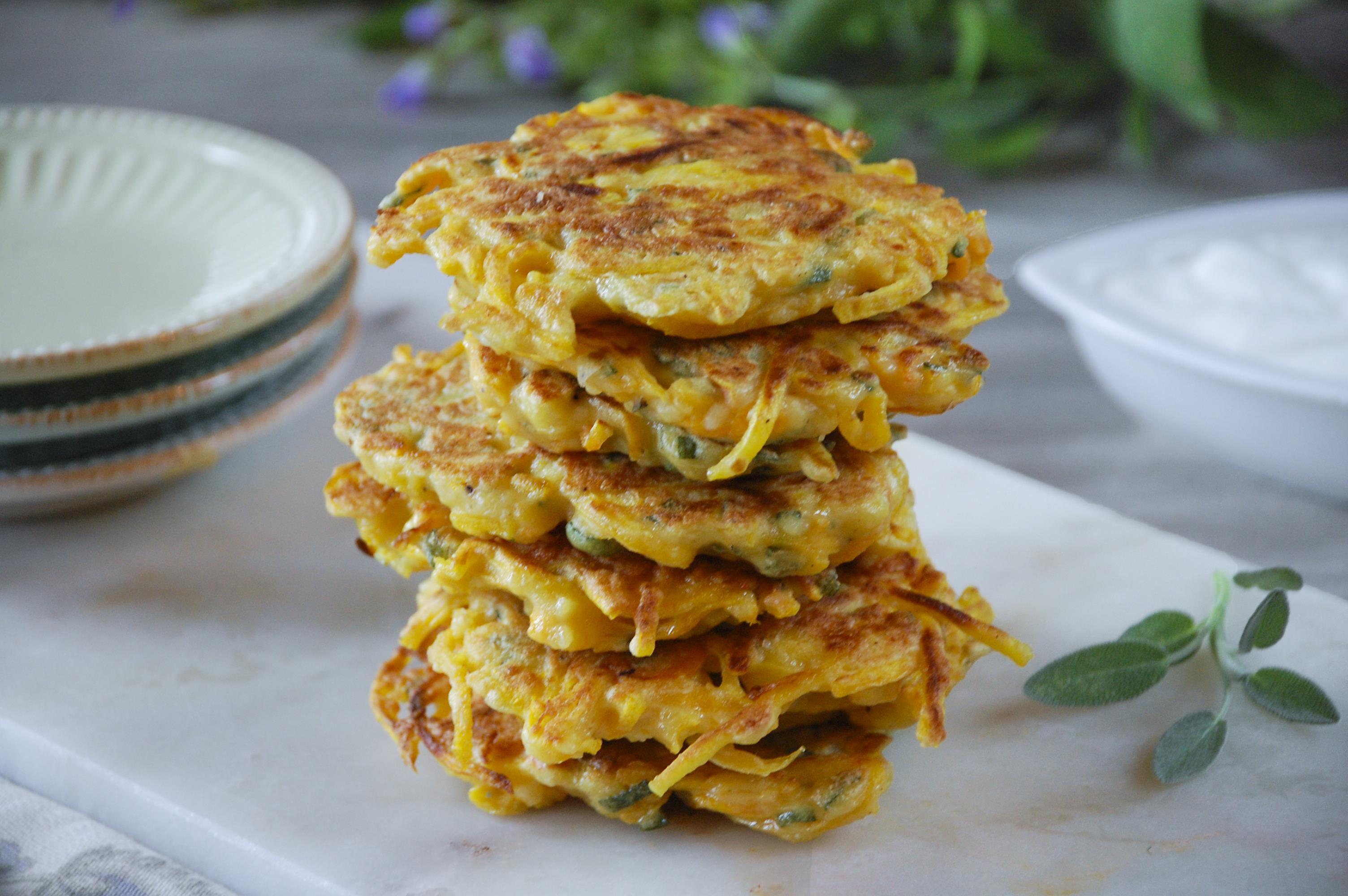 Butternut Squash Fritters B&G Foods