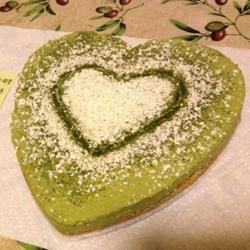 Green Tea Mousse Cheesecake Kaiyan Luo