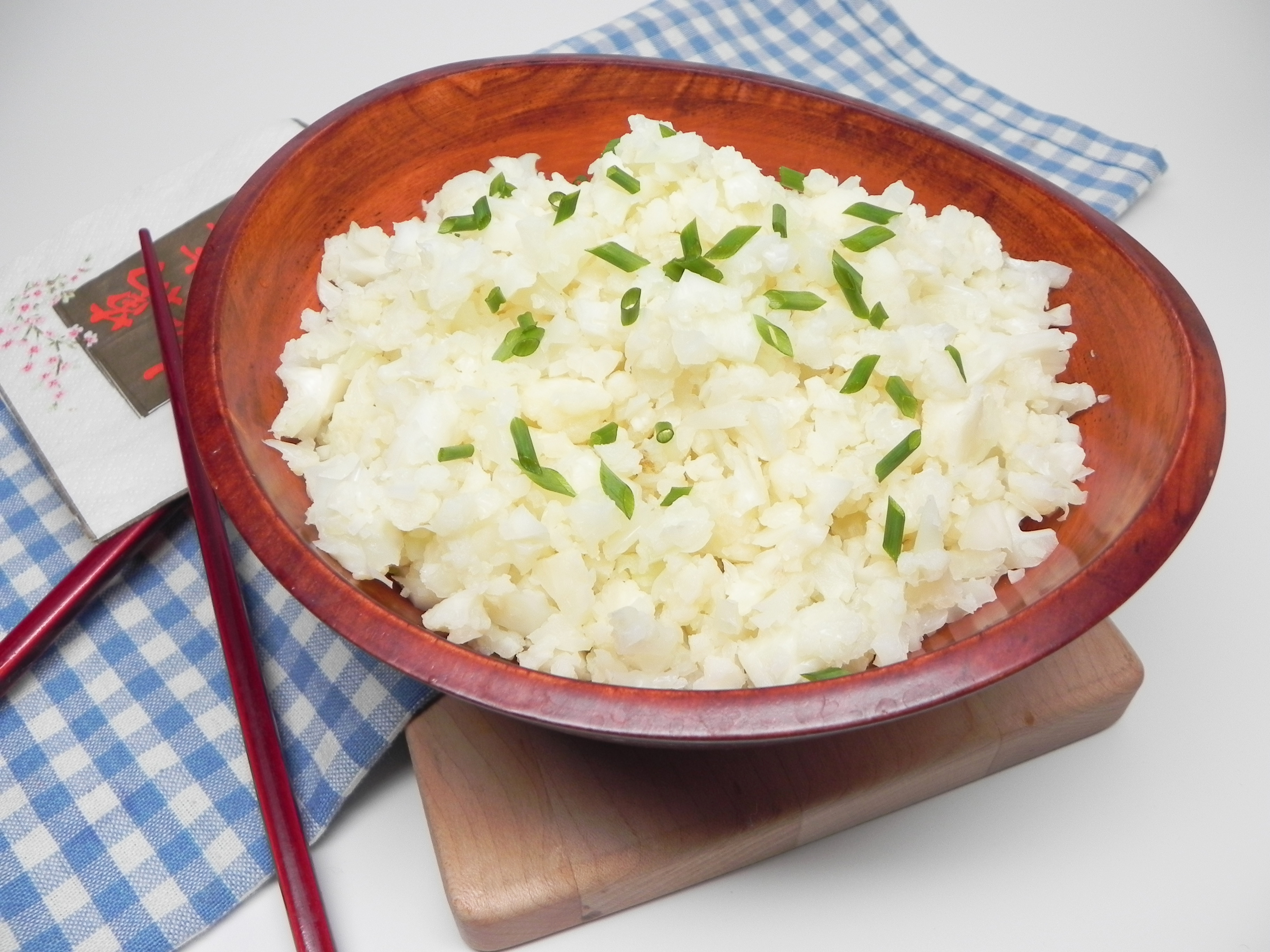 Make-Ahead Instant Pot® Cauliflower Rice
