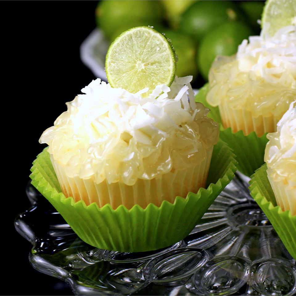 Key Lime Cake II Kaye Frickhoeffer