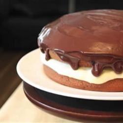 Chef John's Boston Cream Pie Teresa Quint