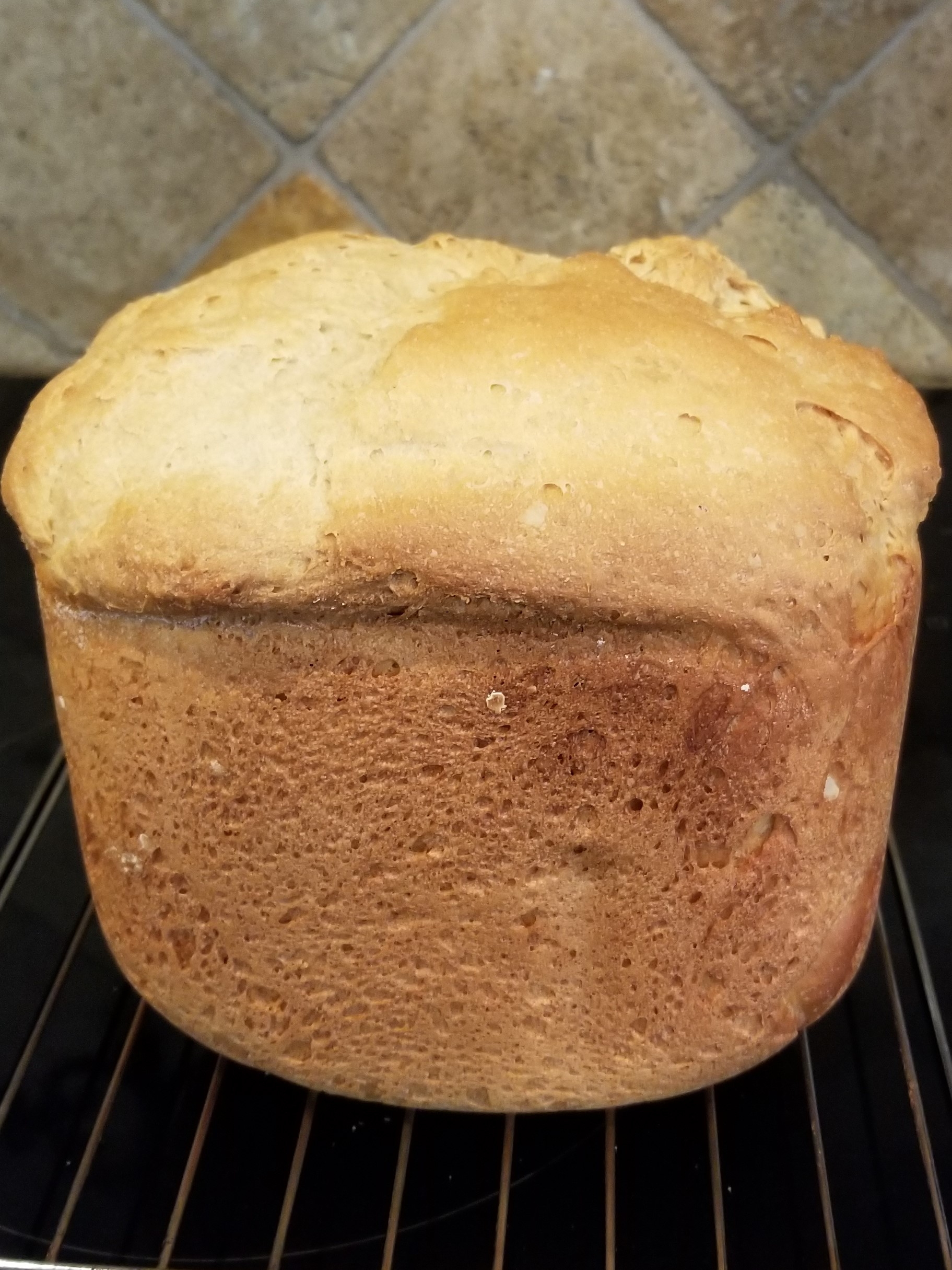 Sourdough Wheat Bread thull
