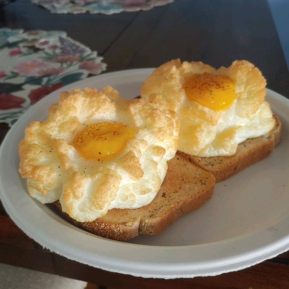 Chef John's Cloud Eggs