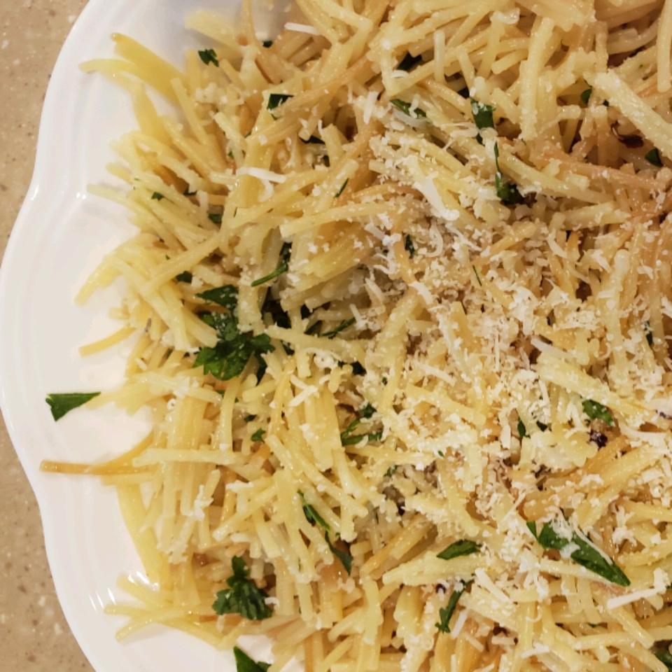 Broken Spaghetti Risotto ilovemymarine
