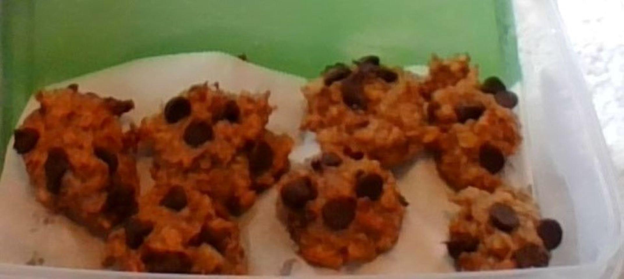 Easy Peanut Butter Protein Cookies Rachel C