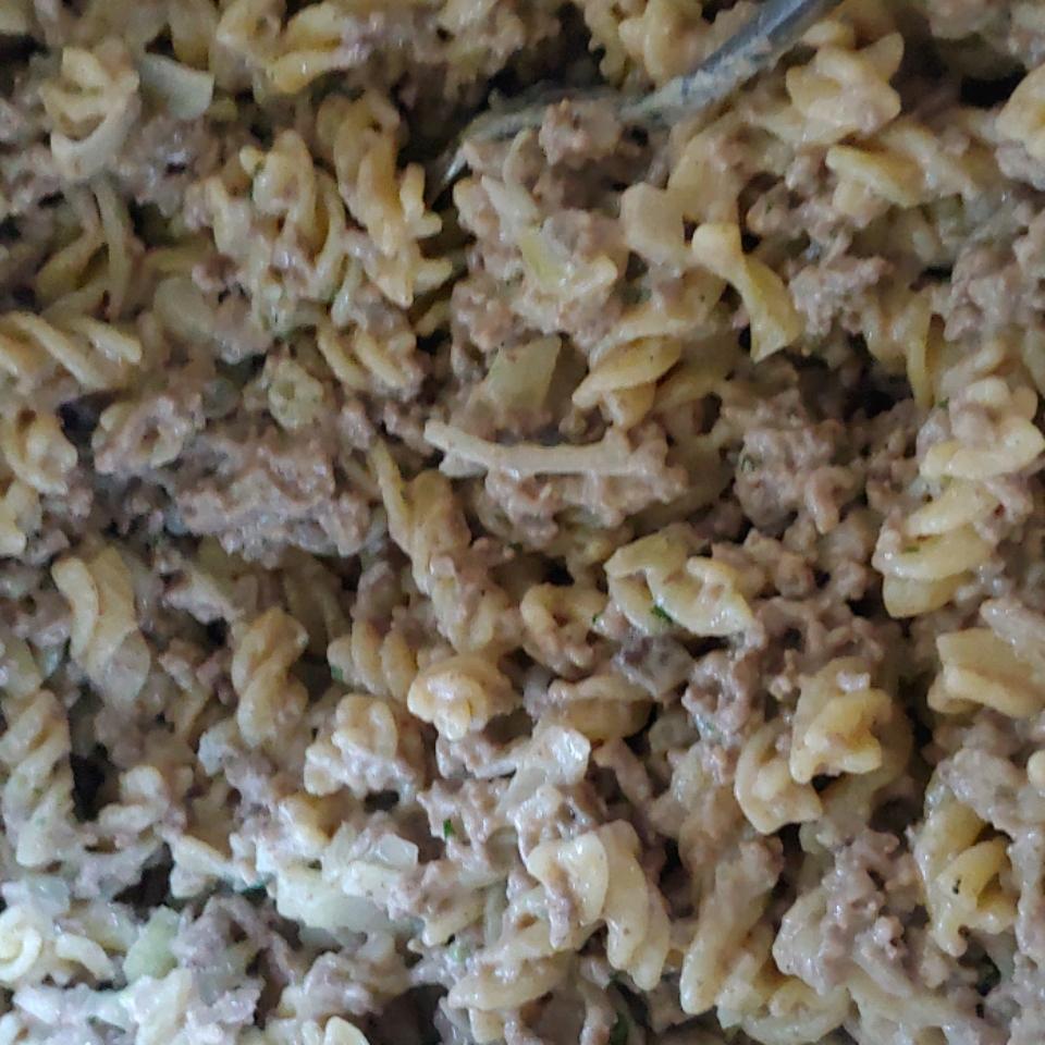 Campbell's Kitchen Beef Stroganoff