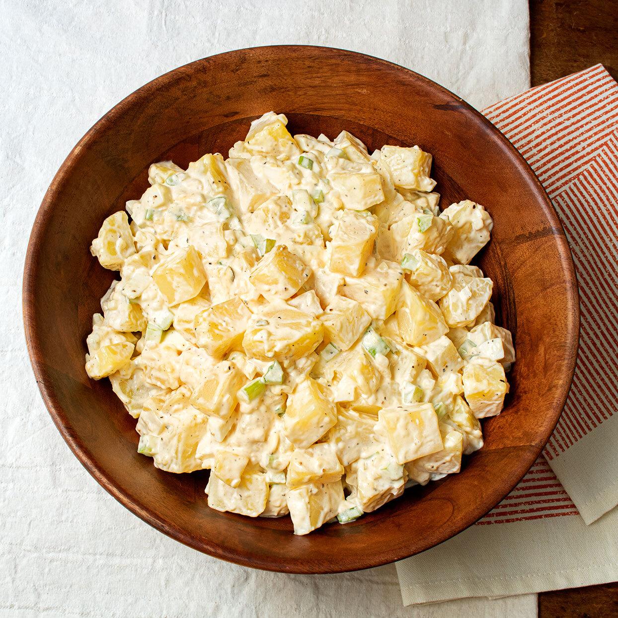 Jessica's Potato Salad Jessica B. Harris