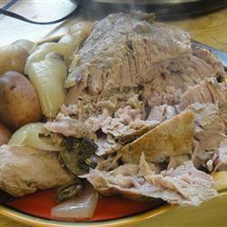 A Nice Slow-Cooked Pork AJaye2010
